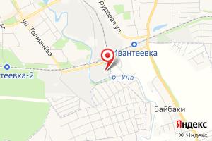 Адрес Стоунтэкс на карте