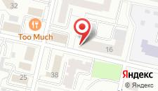 Хостел Стоп на карте