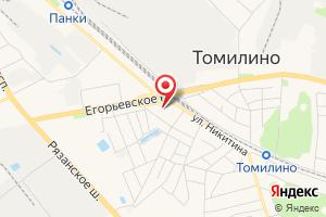 Адрес Люберецкий водоканал Канализационная станция № 5 на карте