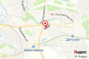 Адрес Трансформаторная подстанция на карте