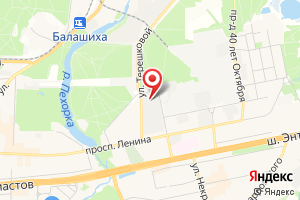 Адрес Универсал Строймонтаж на карте