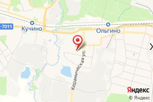 Адрес Трансформаторная подстанция № 572 на карте
