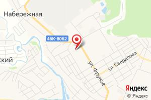 Адрес Трансформаторная подстанция № 41 на карте