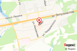 Адрес Электрическая подстанция на карте