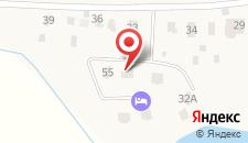 Гостевой дом В Мотякино, 50 на карте