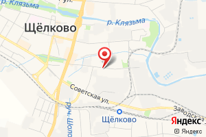 Адрес ТП №83 на карте
