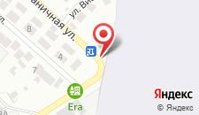 Гостиница Тихая Гавань на карте