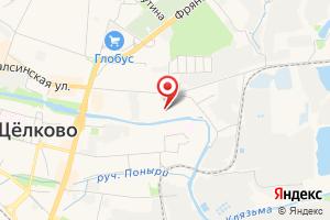 Адрес ТП № 236 на карте