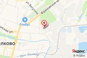 Адрес ТП № 271 на карте