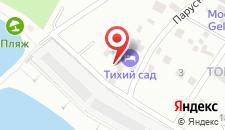 Гостевой дом Тихий Сад на карте