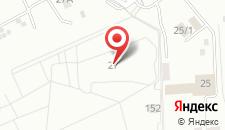 Санаторий Голубая волна на карте