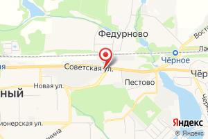 Адрес Gазоснаб на карте