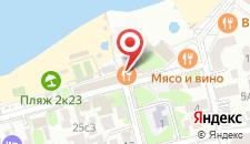 Отель Мария на карте