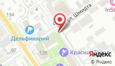 Отель Красная Талка 2 на карте