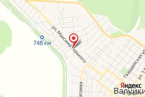 Адрес ГУП Бел Водоканал на карте