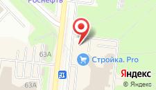 Отель Ibis Ступино на карте