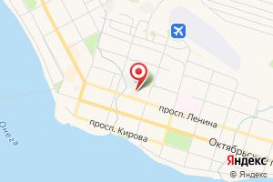 Адрес Онега-Водоканал на карте