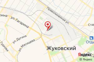 Адрес Мособлгаз на карте