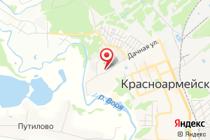 Адрес Трансформаторная подстанция № 537 на карте
