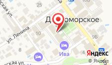 Отель Прометей 3 на карте
