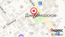 Гостиница Прометей 4 на карте