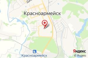 Адрес РегионГазСервис на карте