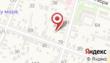 Апартаменты Ахтарский дворик на карте