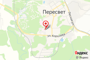 Адрес Водонапорная насосная станция на карте