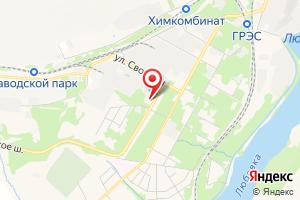 Адрес Электрическая подстанция Бытхим на карте