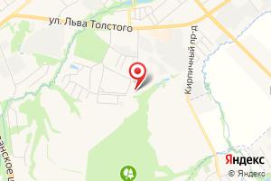 Адрес ГРС Бронницы на карте