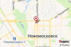 Адрес Трансформаторная подстанция № 70 на карте