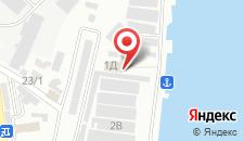 Гостиница Гавань на карте