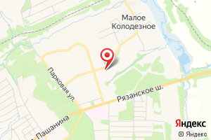 Адрес Газорегуляторный пункт № 64 на карте