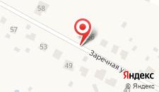 Мини-гостиница Акварель на карте