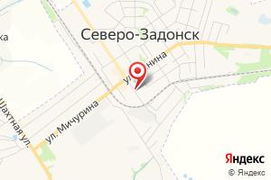 Адрес Газпром межрегионгаз Тула, Донская р-нная служба - Северо-Задонский участок, г. Донской на карте