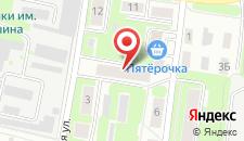 Хостел Рус - Ногинск на карте