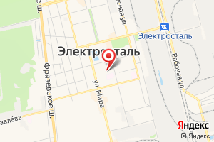 Адрес МУП Электростальский центр услуг на карте