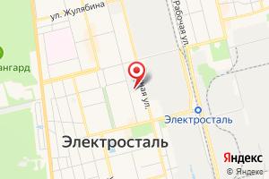 Адрес МУП Производственно-техническое предприятие городского хозяйства на карте