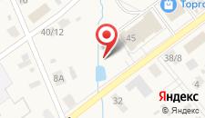 Гостевой дом Волга на карте