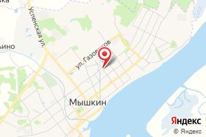 Адрес Газпром межрегионгаз Ярославль, Мышкинская группа расчетов с населением и режимов газоснабжения на карте