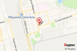 Адрес МУП ПТП ГХ Подразделение Водоканал на карте