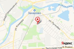 Адрес Водонапорное сооружение на карте