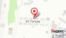 Гостиный двор Леон на карте