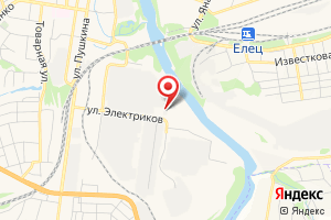 Адрес Электрическая подстанция Крона 110/6 кВ на карте