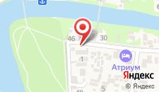 Гостевой дом Золотой Каштан на карте