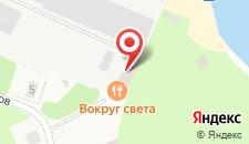 Гостиница Бригантина на карте