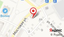 Отель Постоялый двор на карте