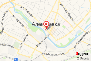 Адрес Абонентский отдел Газпрома на карте