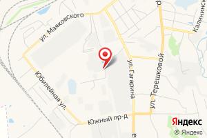 Адрес Александровские электрические сети, производственное отделение на карте