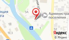 Гостевой дом Островок на карте